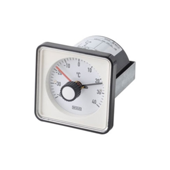 THERMOSTAT THERMOMETRE WIKA 96X96 MM