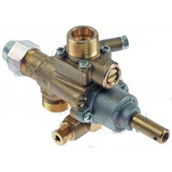 ROBINET GAZ TYPE CH110