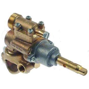 ROBINET GAZ  TYPE PEL22N/O
