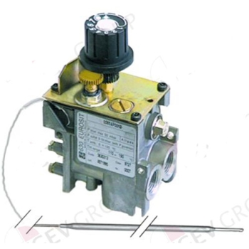 THERMOSTAT GAZ EUROSIT TEMPERATURE MAXI 190°C