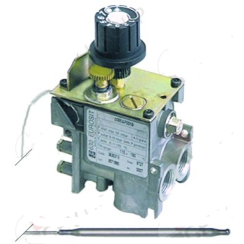 THERMOSTAT GAZ EUROSIT TEMPERATURE MAXI 280°C