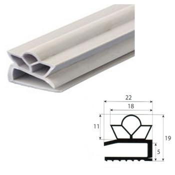BOURRELET PVC SOUPLE NON MAGNETIQUE B30