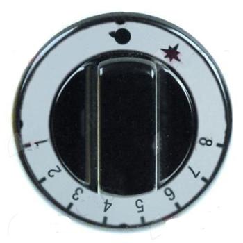 MANETTE THERMOSTAT GAZ 1-8
