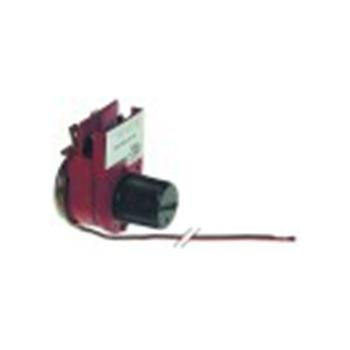 THERMOSTAT DE SECURITE - RANCO - 2 pôles - long tube capillaire 1050 mm
