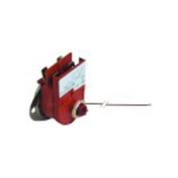 THERMOSTAT DE SECURITE - RANCO - 2 pôles - long tube capillaire 470 mm