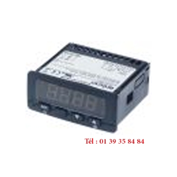 REGULATEUR ELECTRONIQUE - EVCO - Type EVKB21N7VCXS