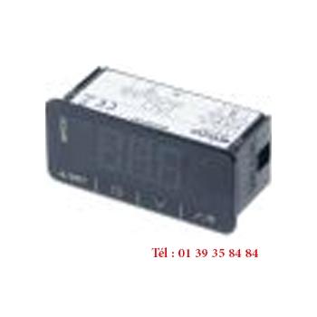 REGULATEUR ELECTRONIQUE - EVCO - Type EV3X21N7 Touch