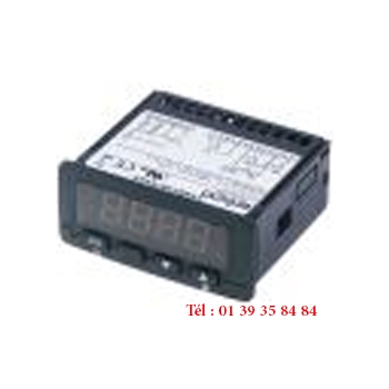 REGULATEUR CHAMBRE FROIDE - EVCO - Type EVKB23N7