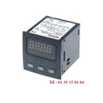 REGULATEUR ELECTRONIQUE - EVCO - Type EV7401