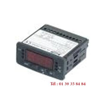 REGULATEUR ELECTRONIQUE - EVCO - Type EVK411