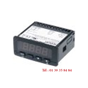 REGULATEUR ELECTRONIQUE - EVCO - Type EVKB31N7VCXS