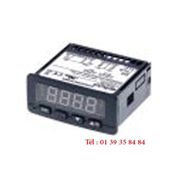 REGULATEUR ELECTRONIQUE - EVCO - Type EVK202N7VXBS