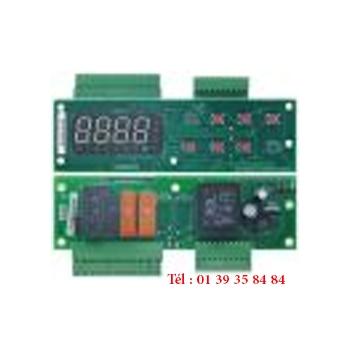 REGULATEUR ELECTRONIQUE - EVCO - Type EVX003N7XXBXX02