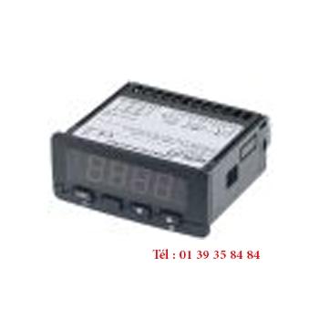 REGULATEUR ELECTRONIQUE - EVCO - Type EVKB23N7PXXSX01