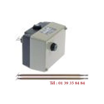 THERMOSTAT DE SECURITE - JUMO - Version piloté par thermostat