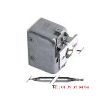 THERMOSTAT DE SECURITE - JUMO - 50-300°C Inox