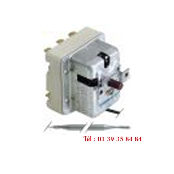 THERMOSTAT - MODULAR - 140°C - 3 pôles