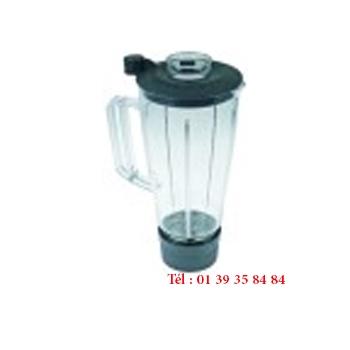 GOBELET PLASTIQUE - CEADO - Version avec disque mélangeur