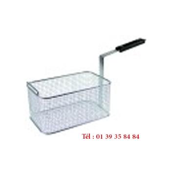 PANIER FRITEUSE - CAPITO - 275×165×120 mm