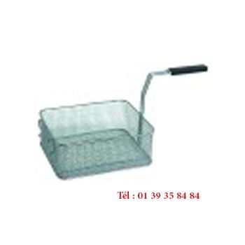 PANIER FRITEUSE - BERTOS - 300×245×110 mm