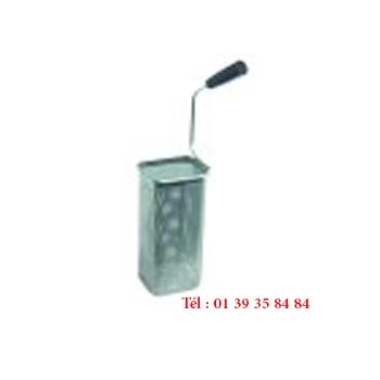 PANIER A PATES - BERTOS - 105×120×240 mm