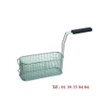 PANIER FRITEUSE - BERTOS - 255×95×110 mm