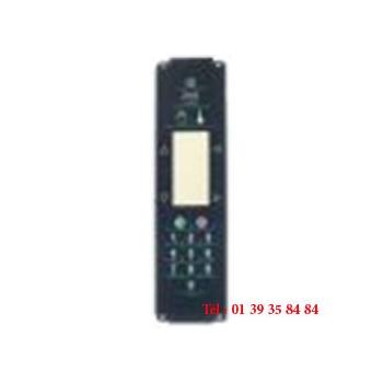ENSEMBLE CLAVIER - AMANA - Pour micro ondes MXP5221-P2001606M