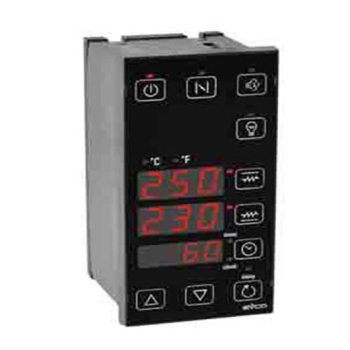 REGULATEUR EVERY CONTROL EV8316J9 AVEC HORLOGE TEMPS REEL