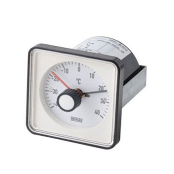 THERMOSTAT THERMOMETRE WIKA 72X72 MM