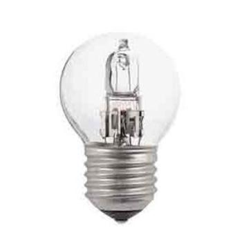 LAMPE HALOGENE SPHERIQUE ECONOMIQUE CULOT E27