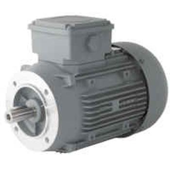 MOTEURS ELECTRIQUES TRIPHASES TYPE B14 1000T/MIN 6 PÔLES - 0.18 kW
