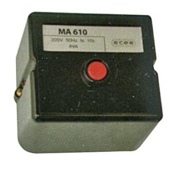 BOITIER DE SECURITE ECEE MA610