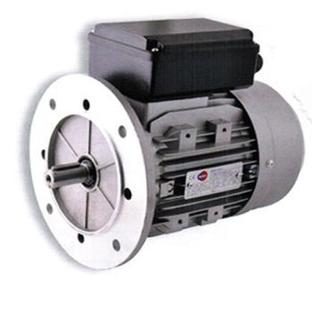 MOTEURS ELECTRIQUES MONOPHASES TYPE B5 1500T/MIN 4 PÔLES - 0.18 kW