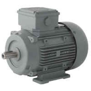 MOTEURS ELECTRIQUES TRIPHASES TYPE B3 1000 T/MIN 6 PÔLES - 0.37 kW