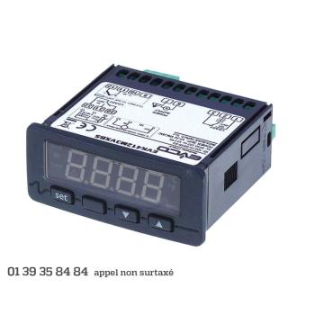 REGULATEUR ELECTRONIQUE - EVCO - Type EVK412