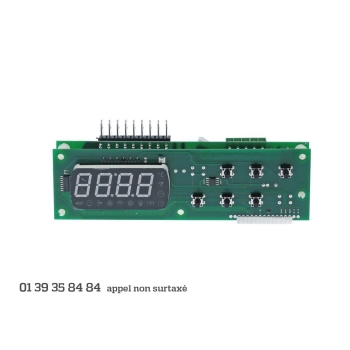 REGULATEUR ELECTRONIQUE - EVCO - Type EVC20S35N7ALX40