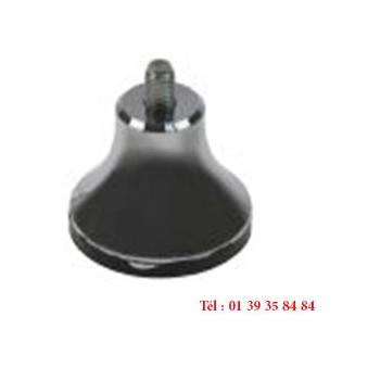 PIED D APPAREIL-BERKEL - Hauteur 34 mm