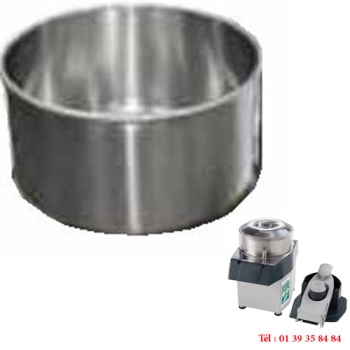 CUVE INOX 2.5 L - CUTTER MULTI GREEN - DITO SAMA