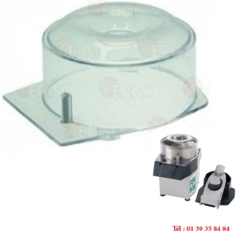 COUVERCLE TRANSPARENT - CUTTER MULTI GREEN - DITO SAMA