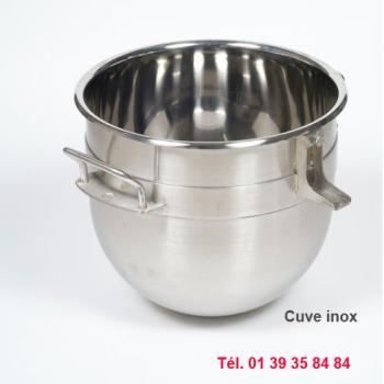 CUVE-VMI- POUR BATTEUR PH412 - 40 LITRES