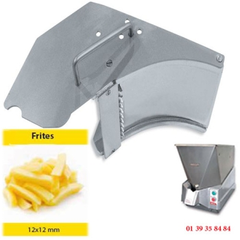 BLOC COUTEAUX FRITES - 12 MM - COUPE-FRITES RC14 - DITO SAMA
