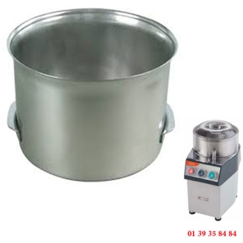 CUVE INOX 2.5 L - CUTTER MELANGEUR K25 - DITO SAMA