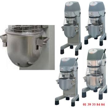 CUVE INOX 20 L - BATTEUR  MELANGEUR - DITO SAMA - XBE20-XBM20