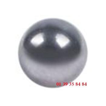 BILLE ACIER / INOX - OMAS -  Ø 5 MM