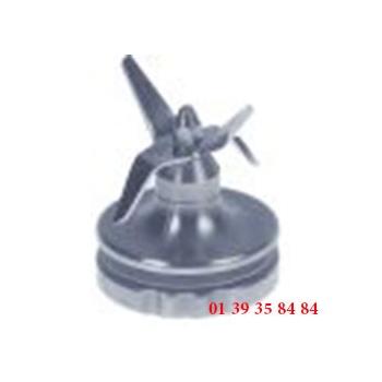 BLOC COUTEAUX ACIER INOX - SIRMAN - ORIONE