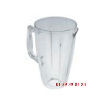 GOBELET PLASTIQUE 2000 ML - SIRMAN - POUR MIXEUR ORIONE