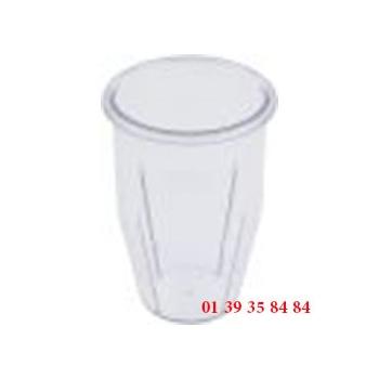 GOBELET PLASTIQUE - SIRMAN -  Ø 105 MM