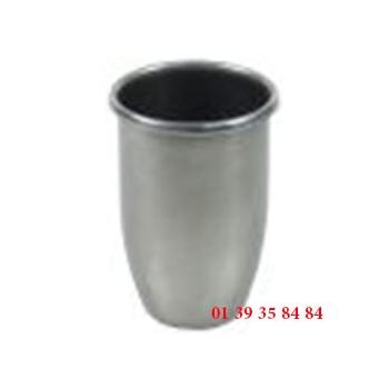 GOBELET INOX - SIRMAN -  Ø 104 MM