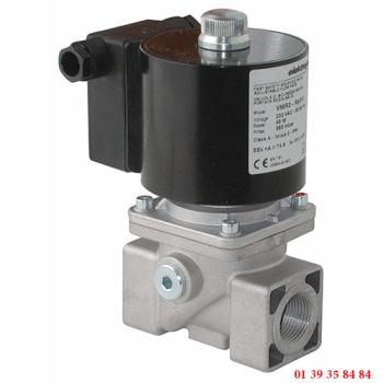 ELECTROVANNE GAZ NORMALEMENT FERMEE DE 3/4'' A 1''1/2