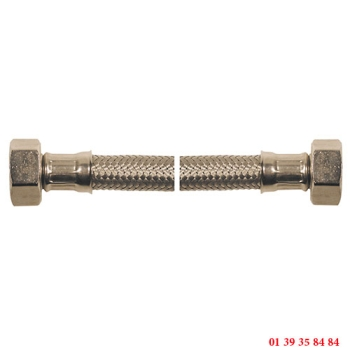 FLEXIBLE INOX 3/8'' Ø INT. 8 MM